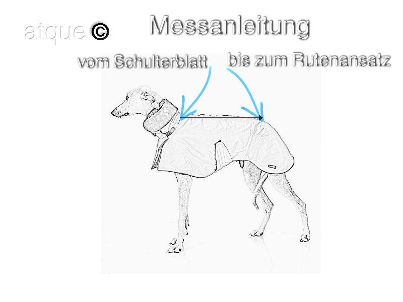 Maßtabellen, Größentabellen - DogsCastle