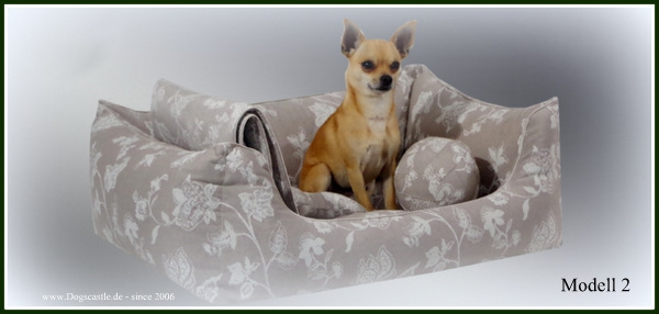 hundebett classic lillibed bett hunde dogscastle. Black Bedroom Furniture Sets. Home Design Ideas